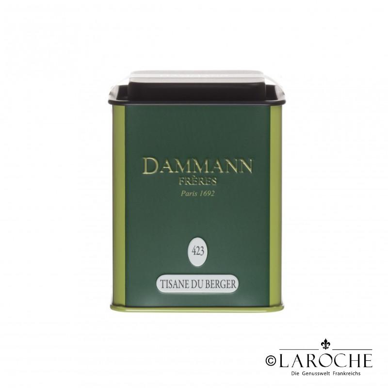 Dammann, Tisane du Berger - Herbal tea, 40g Box