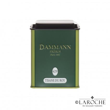 Dammann, Tisane du Roy - Herbal tea, 65g Box