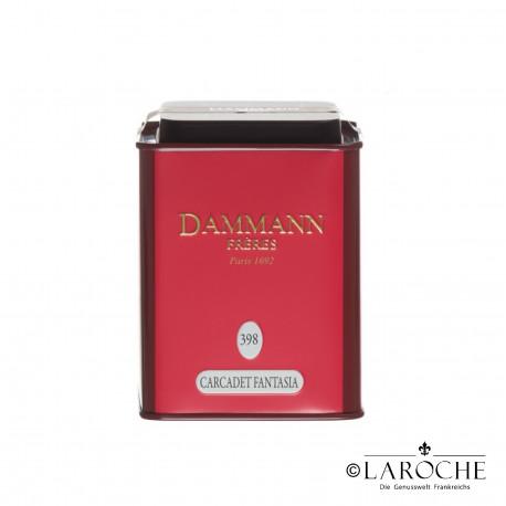 Dammann, Carcadet Fantasia - Fr?chte Tee, 100g Dose