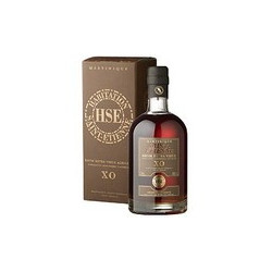 HSE, Rhum Agricole Martinique Extra Vieux (XO) - 70cl - Goldmedaille