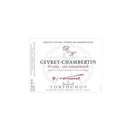 Domaine Tortochot, Gevrey-Chambertin 1° Cru - Les Champeaux