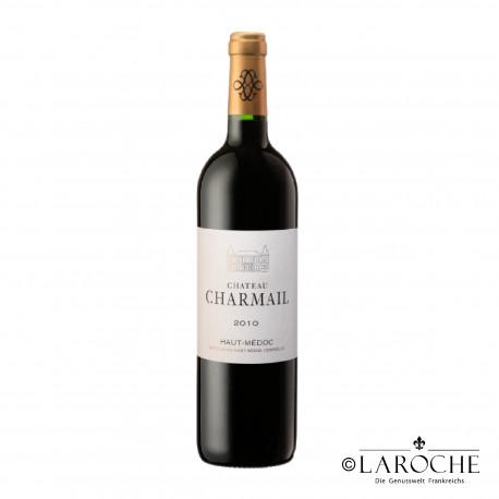 Ch?teau Charmail 2010, Haut M?doc Cru Bourgeois - Parker 90