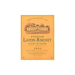 Château Lafon-Rochet 2015, Saint-Estèphe 4° Grand Cru Classé - Parker 91+