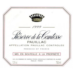 R?serve de la Comtesse 2009, Pauillac 2nd vin