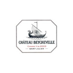 Château Beychevelle 2009, Saint-Julien 4° GCC - Parker 92-94+