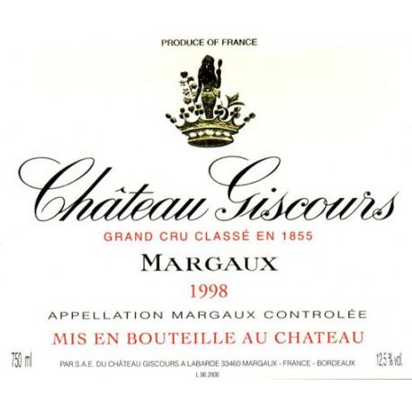Château Giscours, Margaux
