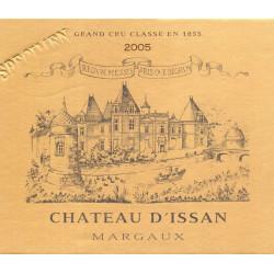 Château d'Issan 2015, Margaux 3° Grand Cru Classé - DM 3L - WA 93-95
