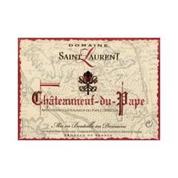 Domaine Saint-Laurent, Châteauneuf-du-Pape 2007