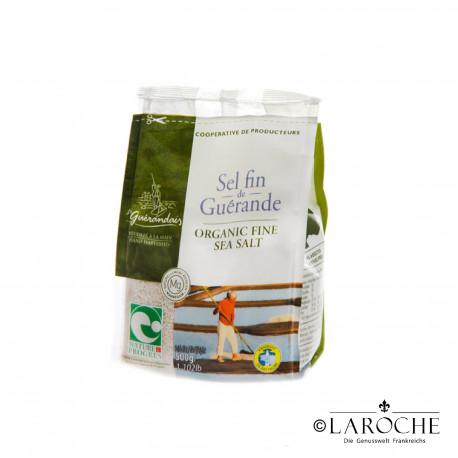 """Le Gu?randais, Fleur de Sel from Gu?rande PGI """"Nature & Progres"""", 500 g"""