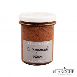 Le Clos de Laure, Tapenade verte à la menthe et au citron confit, bocal 140 gr