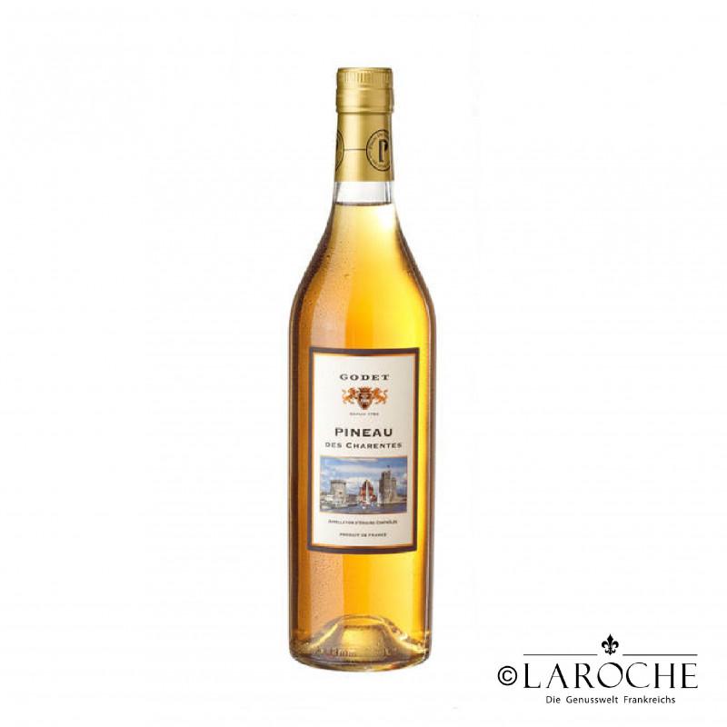 Cognac Godet, Pineau des Charentes wei?, 17%