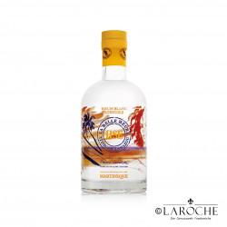 HSE, Rhum blanc Agricole Martinique La Belle Heure Titian Lamazou