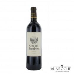 Clos des Jacobins 2014, Saint Émilion Grand Cru Classé - WA 87-89