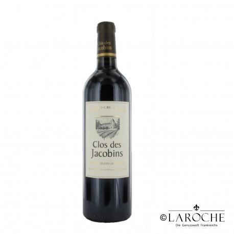 Clos des Jacobins 2014, Saint ?milion Grand Cru Class? - WA 87-89