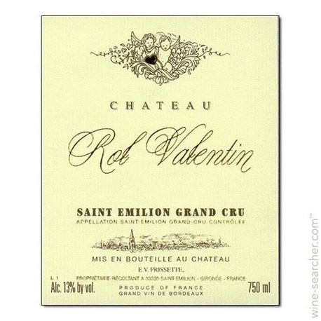 Ch?teau Rol Valentin 2012, Saint Emilion Grand Cru - Parker 91