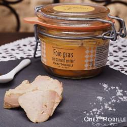 Chez Morille, Foie gras entier - 90 g