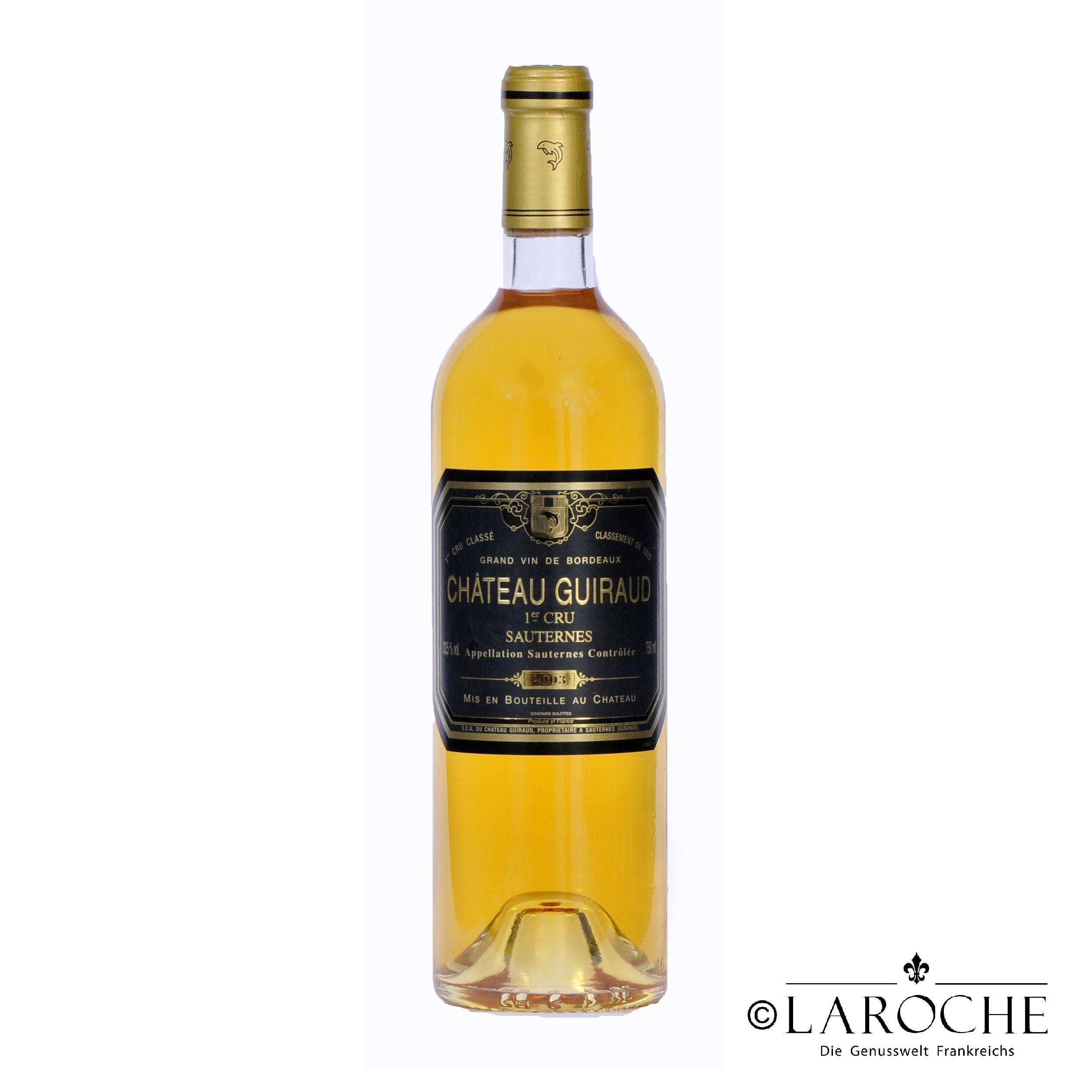 Chteau Guiraud 2015 Sauternes 1 Grand Cru Class