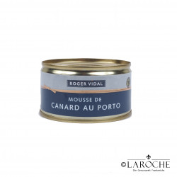 Roger Vidal, Quail pat? with girolles, 125 g