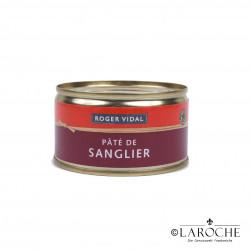 Roger Vidal, Paté de sanglier, 125 g