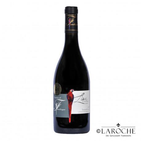 """Domaine de Familongue, C?teaux du Languedoc """"L'?me"""" 2010 - Gold Medal"""