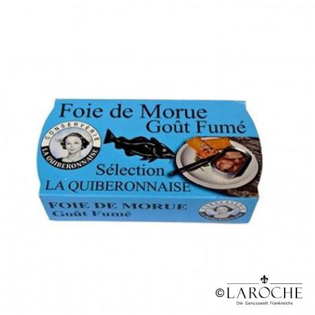 La Quiberonnaise, Sardinen in Bordier Butter (zum anbraten) - 115g