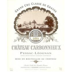Château Carbonnieux white 2009, Pessac Léognan Cru Classé - 37,5cl - Parker 90-92