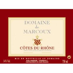 Domaine de Marcoux, Côtes du Rhône 2015