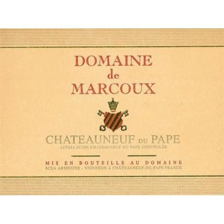 Domaine de Marcoux, Châteauneuf-du-Pape
