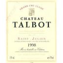 Ch?teau Talbot, Saint Julien