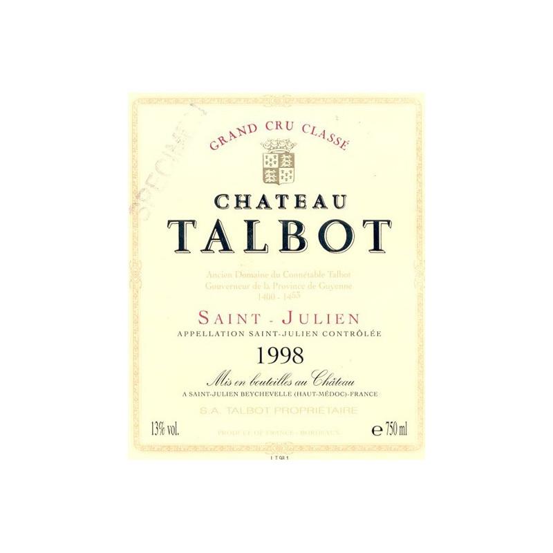 Château Talbot, Saint-Julien