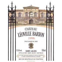 Château Léoville Barton 2018, Saint-Julien 2° Grand Cru Classé - Parker 94-96