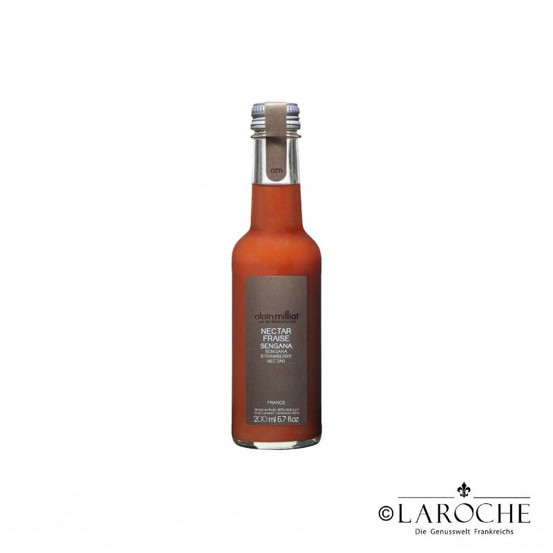 Alain Milliat, Strawberry nectar - 20cl