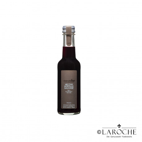 Alain Milliat, Wild blueberry nectar - 20cl
