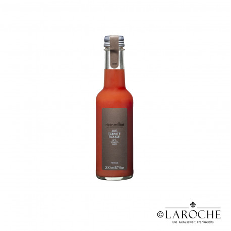 Alain Milliat, Tomato juice - 20cl