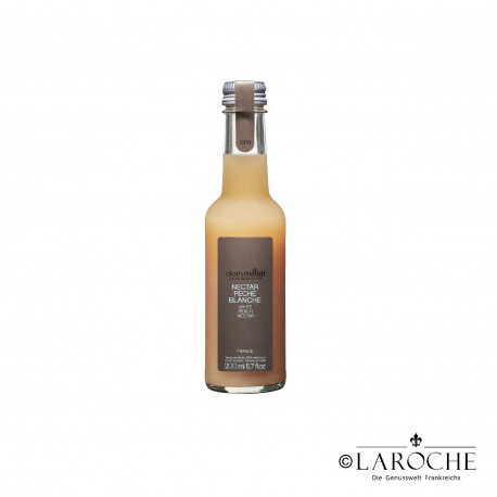 Alain Milliat, White peach nectar - 20cl