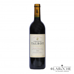Château Talbot 2017, Saint-Julien 4° Grand Cru Classé - Parker 91