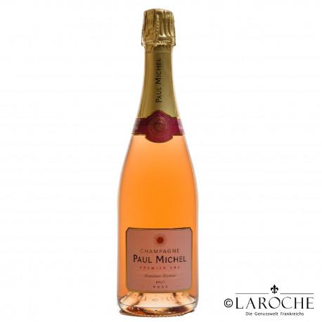 Champagne Paul Michel, Rosé 1° Cru Brut
