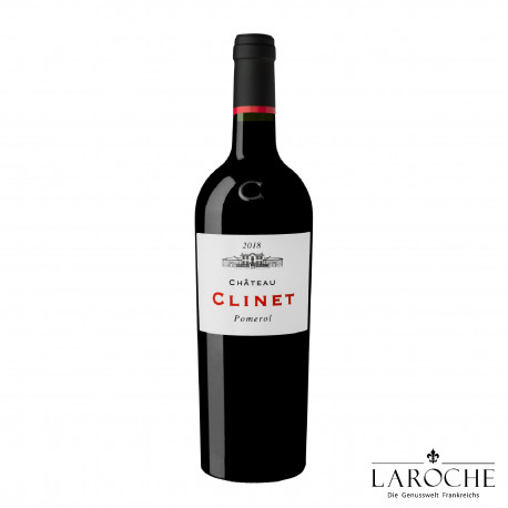 Château Clinet 2018, Pomerol - Parker 94-96+