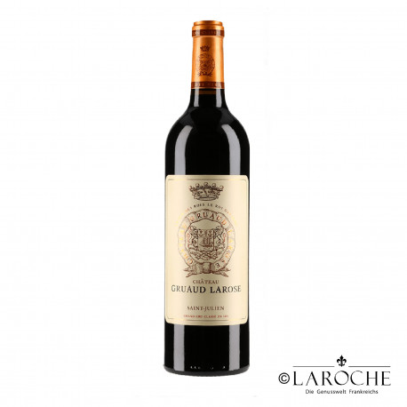 Château Gruaud Larose 2014, Saint Julien 2° Grand Cru Classé - Parker 91-93