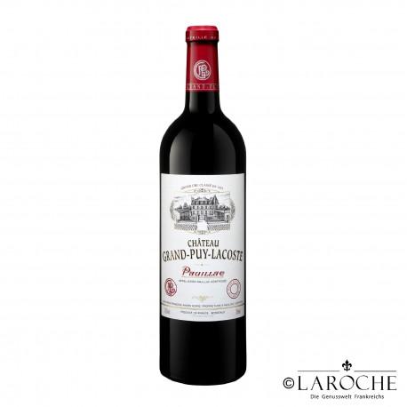Château Grand Puy Lacoste 2018, Pauillac 5° Grand Cru Classé - Parker 92-94+