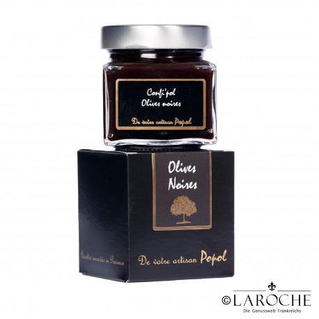 Popol, Black olive jam - 225g