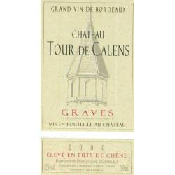 Château Tour de Calens, Graves 2015 - MAGNUM