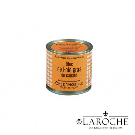 Chez Morille, Duck's liver pâté - 90g