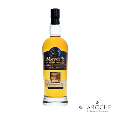 Distillerie Meyer, Whisky Superior Blend Pinot Noir Finish