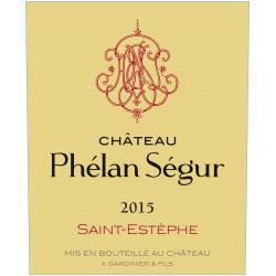 Château Phélan Ségur 2015, Saint-Estèphe - Parker 90+