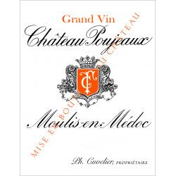 Château Poujeaux 2016, Moulis-en-Médoc Cru Bourgeois Exceptionnel - Parker 89