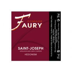 Domaine Faury, Saint-Joseph - Hedonism 2016
