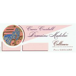 Domaine Madeloc, Collioure - Cuvée Crestall 2017