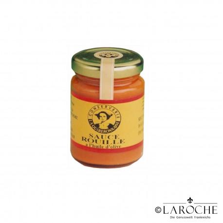 La Quiberonnaise, Sauce Rouille with olive oil - 100g