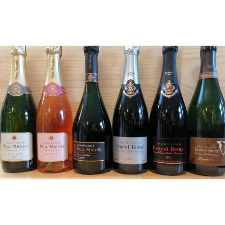 Tasting parcel 12: Champagne